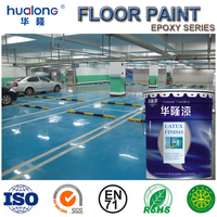 Hualong Epoxy Self-leveling Floor Coatings (HL-700)