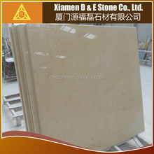 Beige Marble Custom Cut Marble Table Top