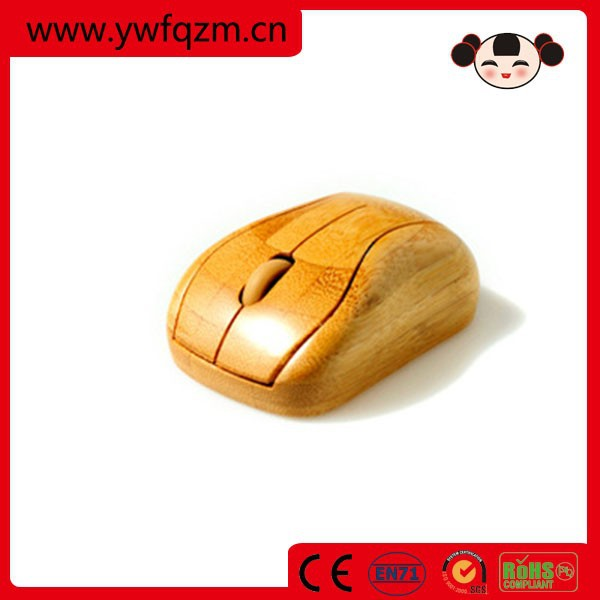 custom made wirless bamboo keyboard and mouse