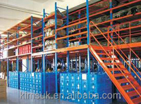 China Supplier,Guangzhou New Best Selling Heavy Duty Steel Attic Rack for Storage