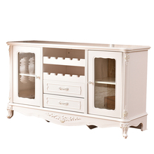 Dining Room Furniture Acacia Wood Sideboard Buffet