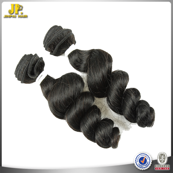 New Romance Curl Quick Delivery Low Price Chinese Remy Hair Weft