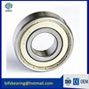 China Bearing Company ball bearing sizes Waterproof 6202 deep groove ball bearing for ceiling fan