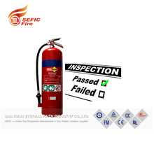 Best quality fire extinguisher spare parts 6kg co2 fire extinguisher
