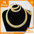 Bestway New Gold Jewelry Set /Jewelry Set With Circle EF0058-2