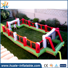 2016 Cheap price inflatable soccer field/inflatable football arena/inflatable soccer pitch