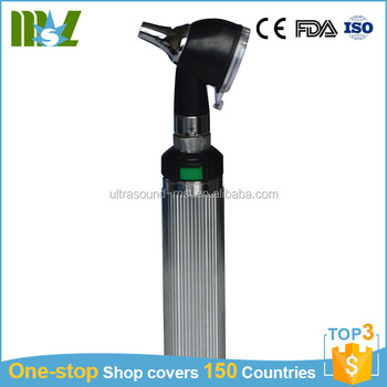 Cheap price ENT endoscope otoscope/endoscopes ear otoscope/portable cheap otoscope china