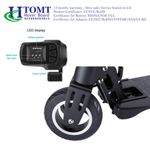 2017 HTOMT Cool Urban Adult Electric Kick Scooter Have Fun
