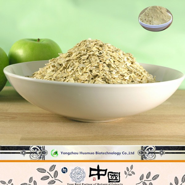 Made in china organic and natural oat extract/ oat protein