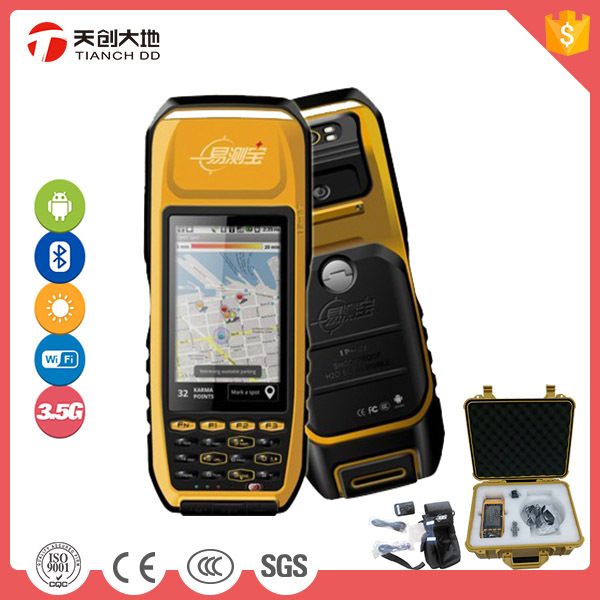 Most Accurate Backcountry GPS Handheld GNSS Base,GIS Data Collectors, Latest Portable DGPS