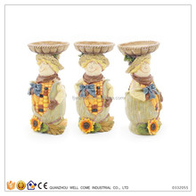 Maize Decorative Candle Holder for Harvest Festival