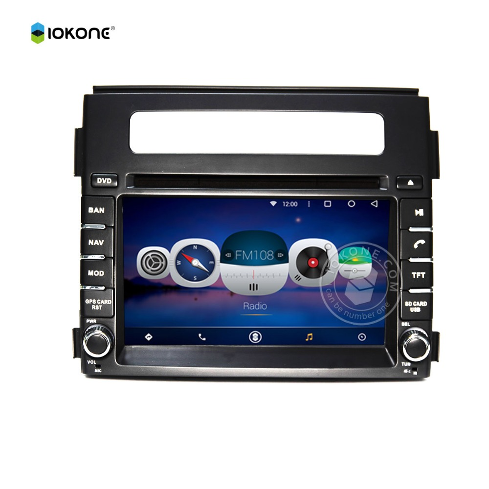 5.1 android car audio 2 din for KIA SOUL 2013-2014 popular touch screen car audio