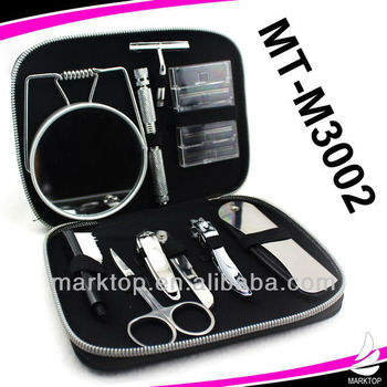 12PCS High ranking manicure set for man