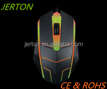 New Design Wireless Gaming Mouse 2.4G Optical with Rechargeable Battery