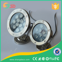 High power DMX LED Pool Underwater Lighting