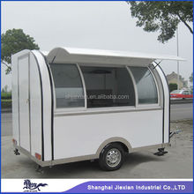 JX-FS290D Chinese wonderful mobile small car trailer