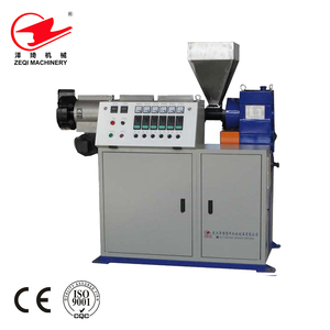 Good quality Mini plastic extruder in price sales