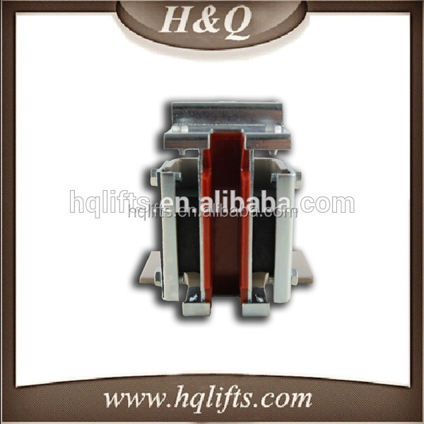 Elevator Parts Elevator Guide Rail Shoes Elevator Slide Guides