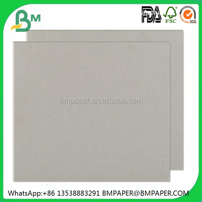 Guangzhou Supplier White Coated Carton Duplex Paper Board in Sheet from BMPAPER paper