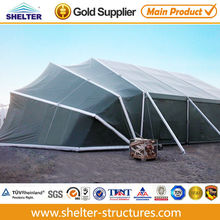 Portable military prefab medical house tent