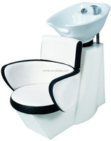2015 Modern white hair salon furniture hot sale/White Hair washing chair
