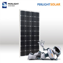 The Finest seller of Solar Panel system 80W 90W 100W Perlight New Tech 36 Cells Mono Solar Module