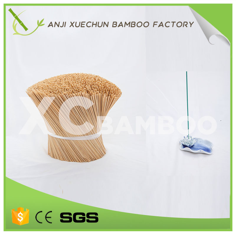 Flexible round bamboo sticks for agarbatti (whats app 13646727398)