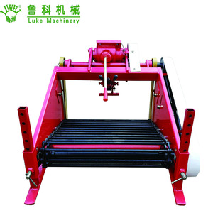LUKE One row single-row mini small 3 point used sweet potato harvester for sale price