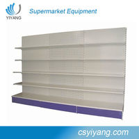 shop equipment manufacture for supermarket shelf/racks/display stand