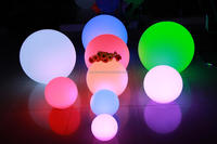 LED ball light outdoor led decoration ball/party table lamp