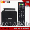 Soyeer Android Tv Box Dual Core Xbmc Jailbreak T95 Adroid Tv Box Android 5.1 Tv Box S905 Quad Core 4K