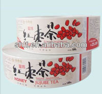 Shanghai lingfeng decorative blank labels