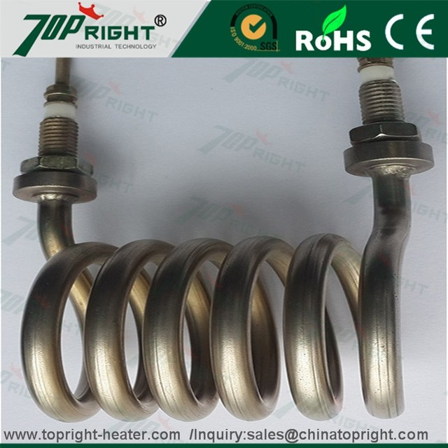 All kinds of customized irregular shape electric tubular heater element