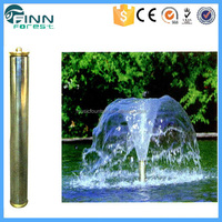 Petunia Air Water Curtain Spray Fountain Nozzle