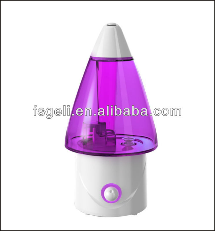 GL-1136 Cool mist ultrasonic air portable facial humidifier