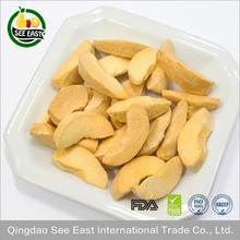 New products 2016 Hot snack freeze dried apricot <strong>chips</strong> with free sample
