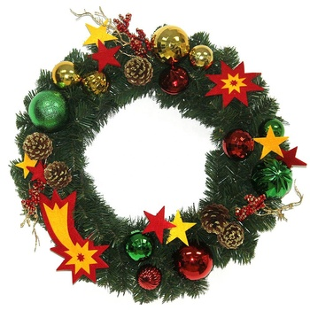 new arrival christmas wreath for home and wedding decoration