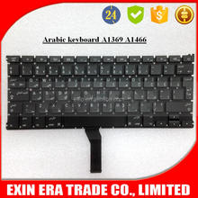 "Wholesale For Apple Macbook Air 13.3"" A1369 A1466 Arabic Keyboard 2011 2012 2013"