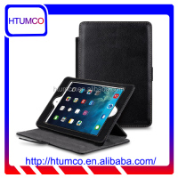 Popular Black Stand Cover Premium Leather Case for Apple iPad mini 4