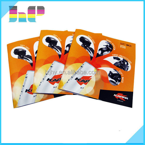 Beautiful cheap art paper brochure printing