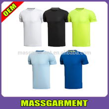 Custom 95 cotton /5 elastane t-shirt/blank t shirts/high quality dry fit sports t shirt