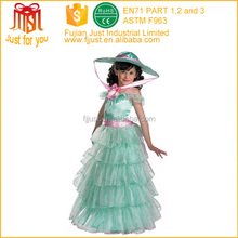 high quality fiber optic fancy canival costume from alibaba