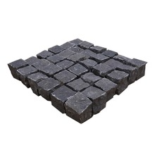 Samistone Nature Blue Limestone Cobble Stone Factory Price