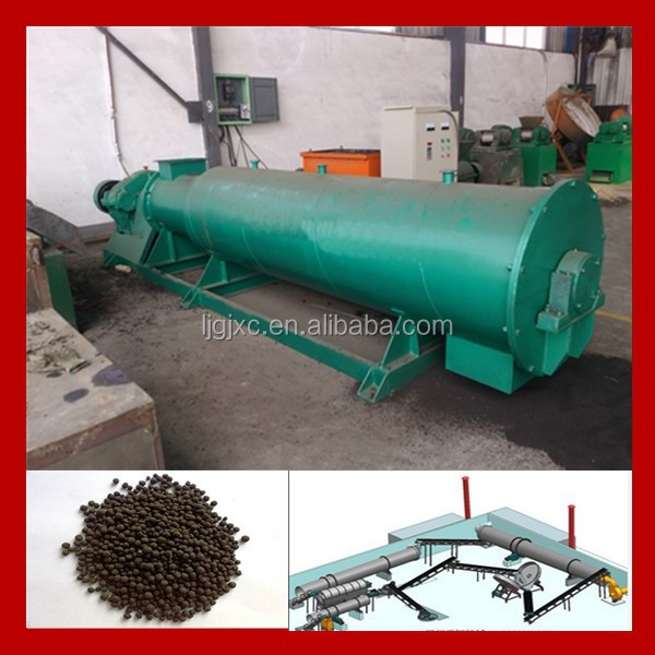 Waste compost machine Organic Fertilizer granulator
