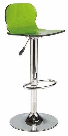 Sgabelli di barra acrilici colorati sedia al bar id for Sgabelli colorati