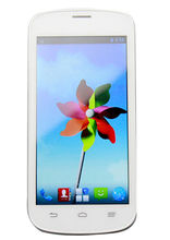"ZTE u818 4.5"" android 4.2.2 MT6572 dual core 1.3GHz 512MB RAM+4GB ROM Dual card dual standby wifi gps cheap mobile"