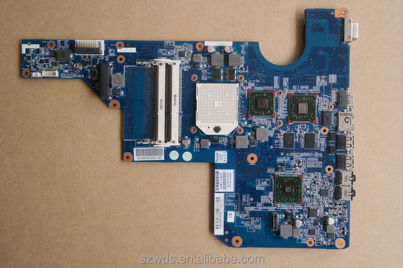 For HP G62-A 610161-001 Laptop Motherboard DSC 545v/512 HD CR Work Well 100% Testing