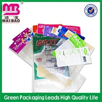 Professional wholesaler bopp/cpp laminated plastic packaging bags