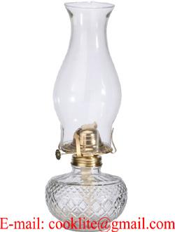 flare kerosene Vintage glass