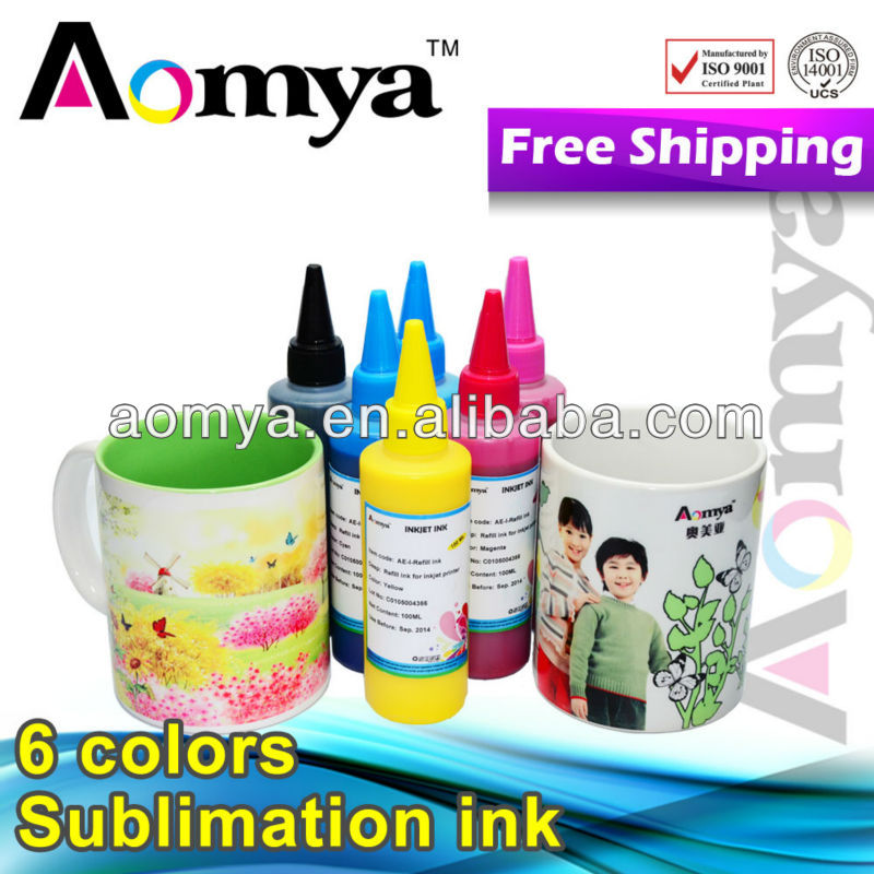 High profit margin products Sublimation Ink for Epson Stylus R590
